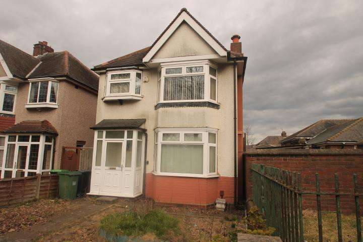3 Bedrooms Detached House for sale in Victoria Road, Tipton, DY4