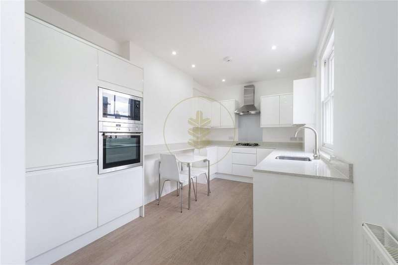 2 Bedrooms Apartment Flat for sale in Malvern Road, Maida Vale, London, NW6