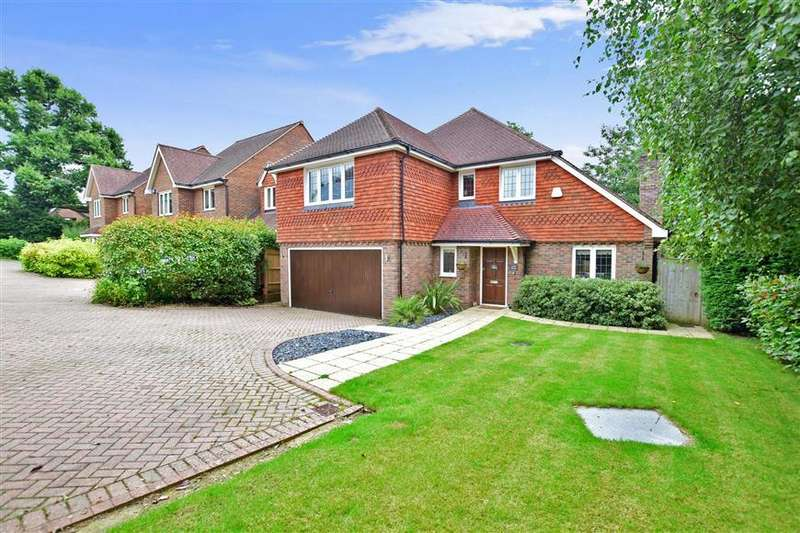 5 Bedrooms Detached House for sale in Broad Oak, Buxted, Uckfield, East Sussex