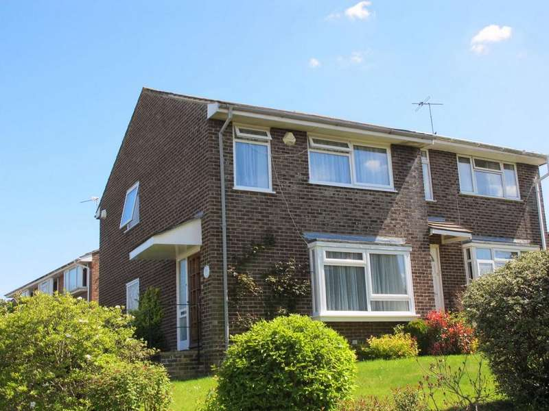 3 Bedrooms Semi Detached House for sale in Old Malling Way, Lewes, East Sussex