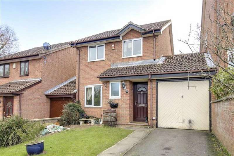 3 Bedrooms Detached House for sale in Rothwell Court, Newhaven