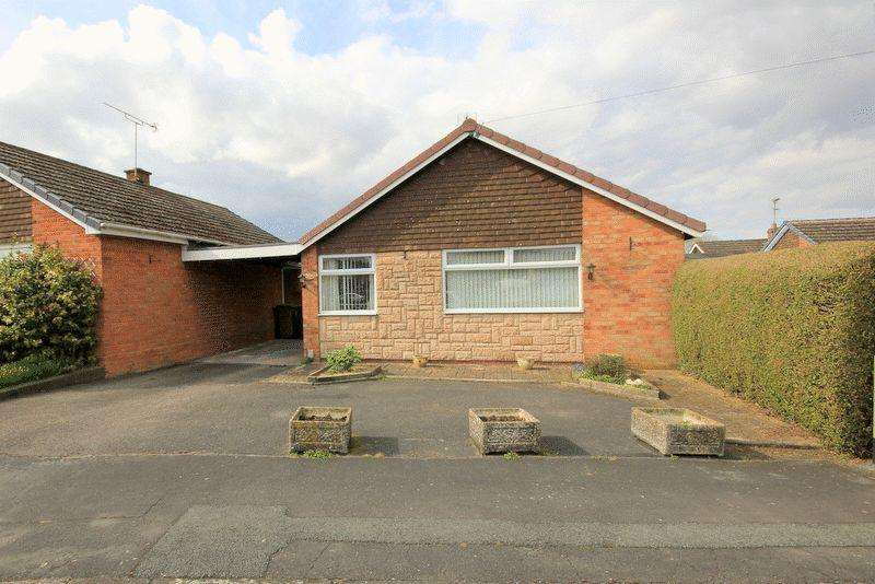 2 Bedrooms Bungalow for sale in Essex Drive, Stone