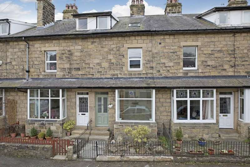4 Bedrooms Terraced House for sale in Leicester Crescent, Wharfe View Road, Ilkley