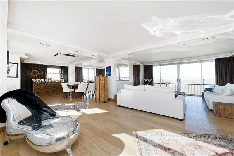 4 Bedrooms Penthouse Flat for sale in College Road, London