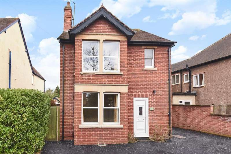 3 Bedrooms Detached House for sale in London Road, Headington