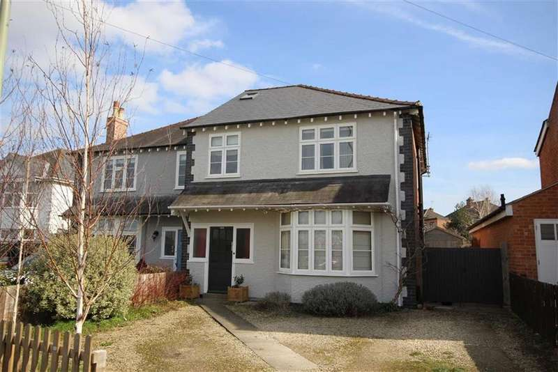 5 Bedrooms Semi Detached House for sale in Old Bath Road, Leckhampton, Cheltenham, GL53