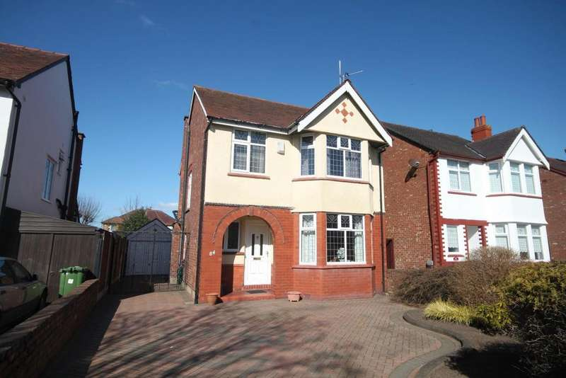 3 Bedrooms Detached House for sale in Churchgate, Churchtown, Southport, PR9 7DZ