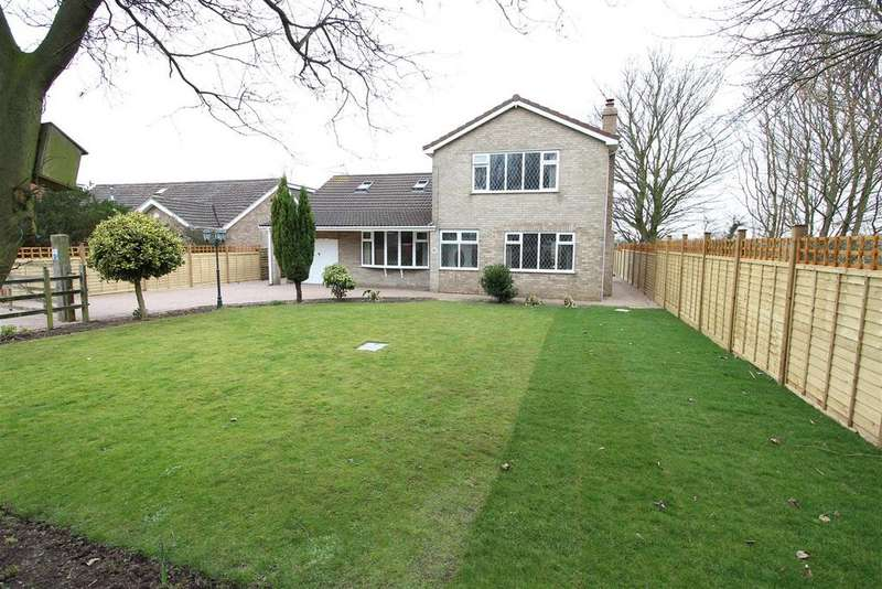 4 Bedrooms House for sale in Wishing Well Cottage, Poplar Road, Healing, Grimsby, DN41 7RD