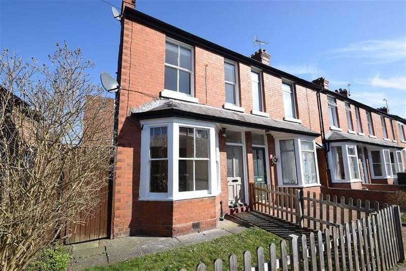 2 Bedrooms End Of Terrace House for sale in King Street, Cherry Orchard, Shrewsbury