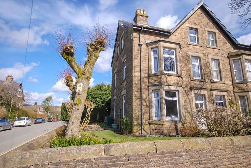 7 Bedrooms Semi Detached House for sale in Silverlands, Buxton