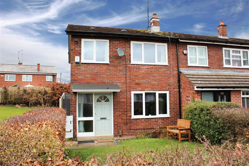 3 Bedrooms End Of Terrace House for sale in Pembroke Road, Macclesfield