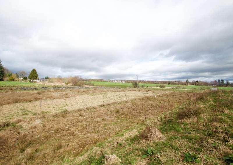 Land Commercial for sale in Redcastle Station Kilcoy, Black Isle, IV6