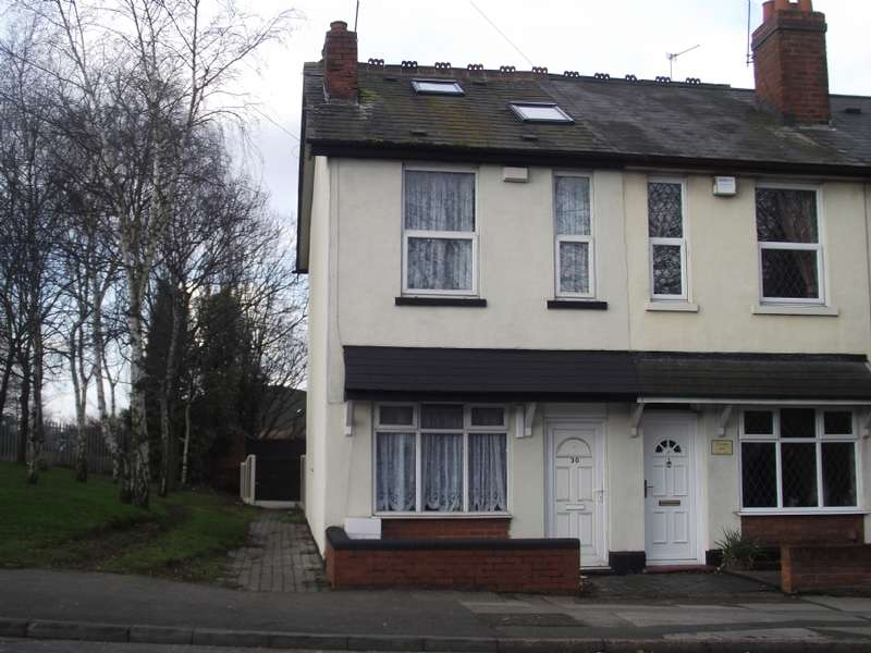 4 Bedrooms Terraced House for rent in Rosehill, Willenhall