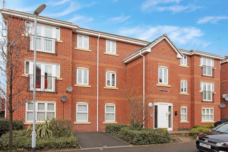 2 Bedrooms Apartment Flat for sale in Amber Court, Wilnecote B77