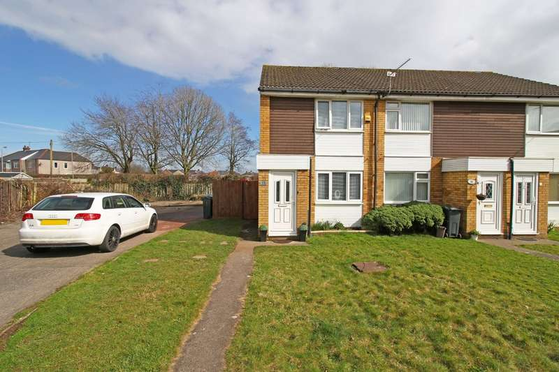 2 Bedrooms Property for sale in Aintree Drive, Caerau, Cardiff