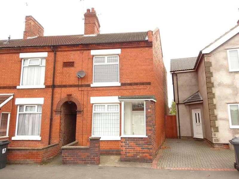 3 Bedrooms Property for sale in Forest Road, Coalville