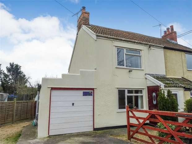 3 Bedrooms Semi Detached House for sale in New Passage Road, Pilning, Bristol, Gloucestershire