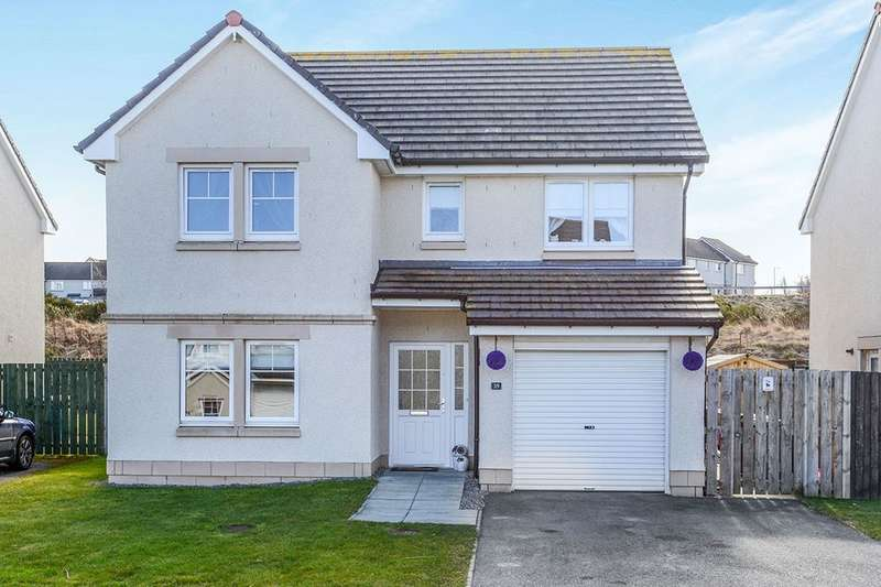 4 Bedrooms Detached House for sale in Ashwood Grove, Inverness, IV2