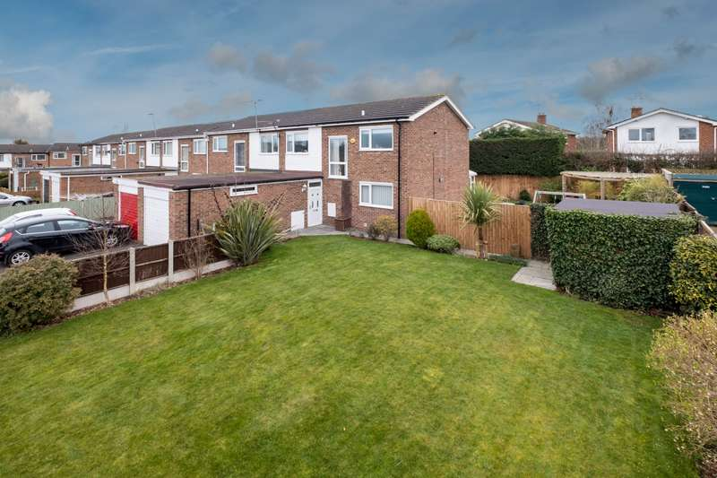 3 Bedrooms House for sale in 3 bedroom House End of Terrace in Tarvin