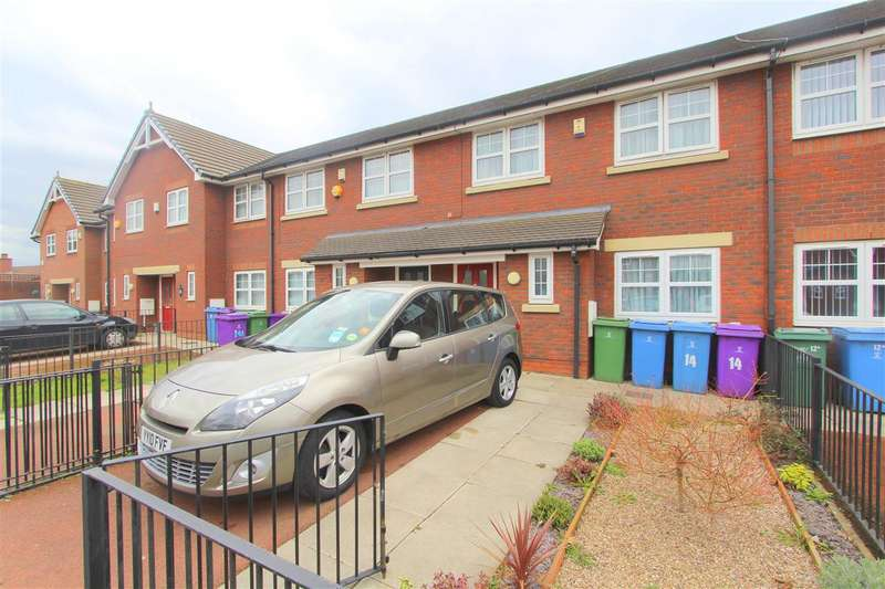 2 Bedrooms Terraced House for sale in Atwell Street, Everton, Liverpool