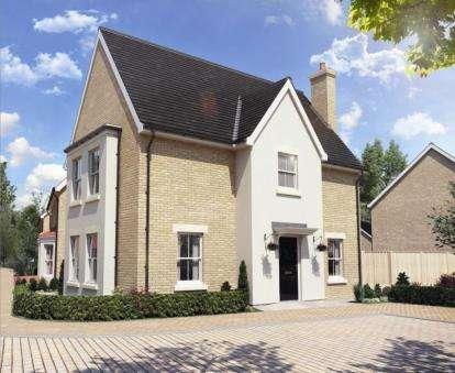4 Bedrooms Detached House for sale in Penrose Park, Biggleswade, Bedfordshire