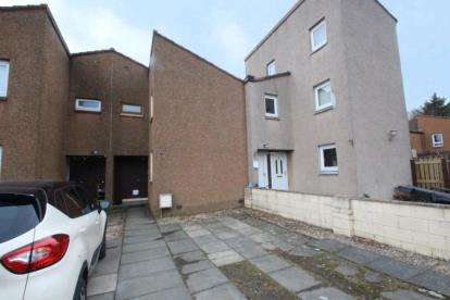 2 Bedrooms Terraced House for sale in Dunlin Avenue, Glenrothes