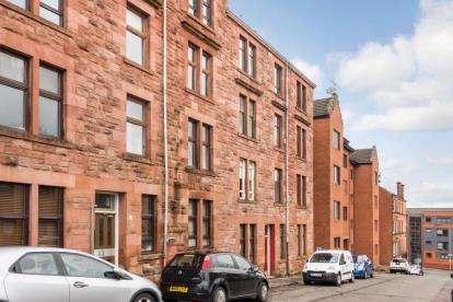 1 Bedroom Flat for sale in Brunton Street, Glasgow, Lanarkshire