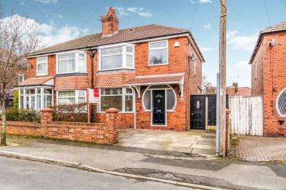 3 Bedrooms Semi Detached House for sale in Oak Drive, Dane Bank, Denton, Manchester