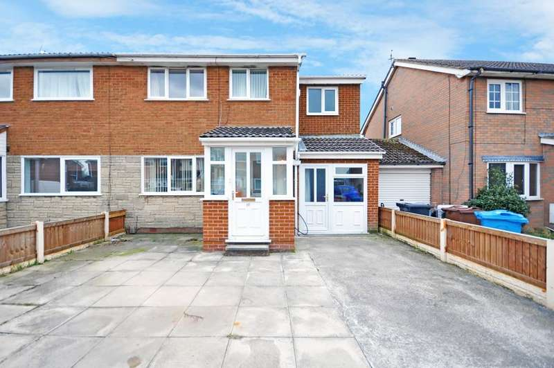 5 Bedrooms Semi Detached House for sale in Elder Close, Warton, Preston, Lancashire, PR4 1SX