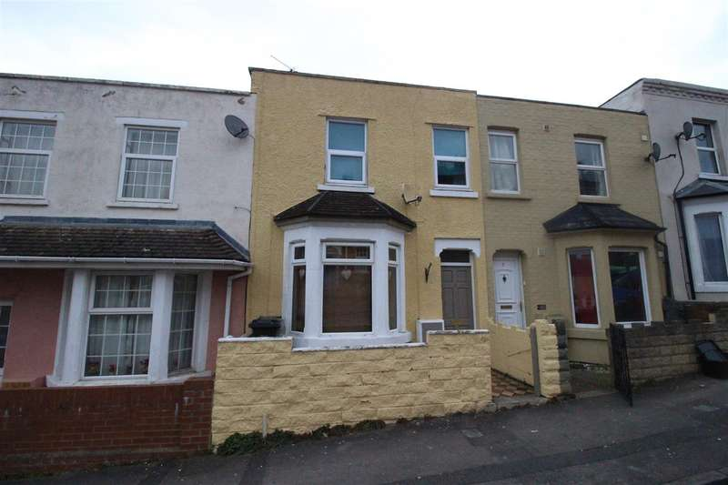 3 Bedrooms Terraced House for sale in Shelley Street, Old Town, Swindon