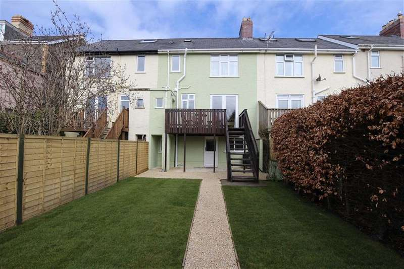3 Bedrooms Terraced House for sale in Broadway, Llangawsai, Aberystwyth