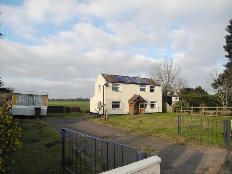 2 Bedrooms Detached House for sale in Yarmouth Road, Ellingham, Bungay, Suffolk