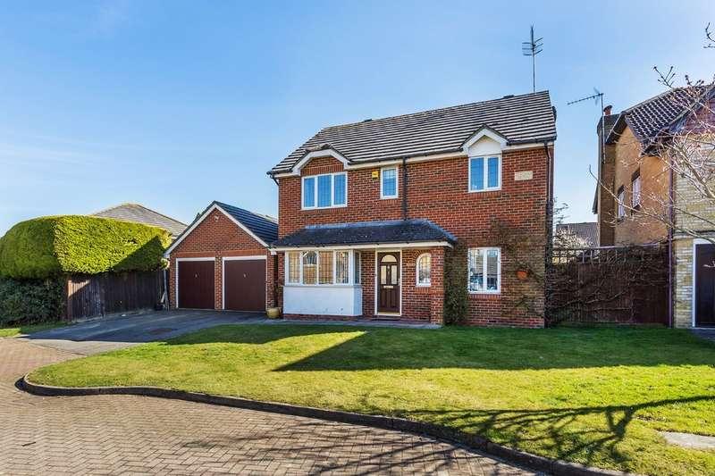 4 Bedrooms Detached House for sale in Godstone, Surrey