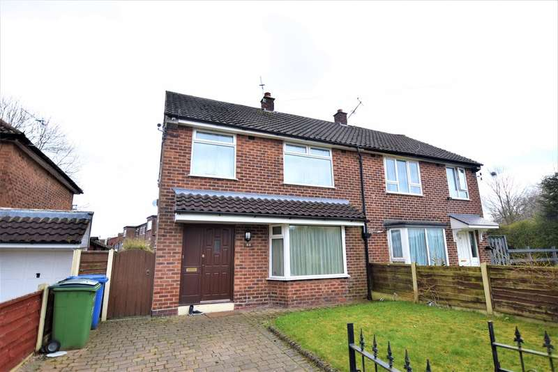 3 Bedrooms Semi Detached House for sale in Grange Avenue, Cheadle Hulme