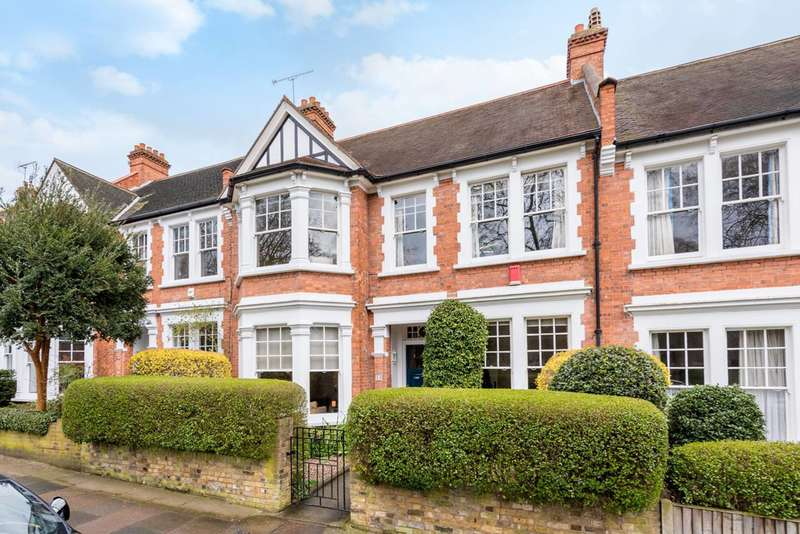 5 Bedrooms Terraced House for sale in Kingswood Avenue, Queen's Park, NW6