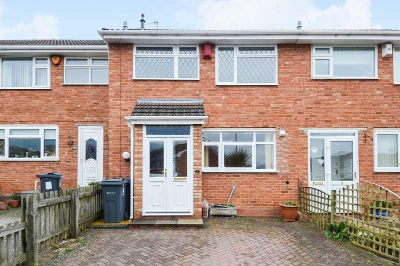 3 Bedrooms Town House for sale in Russet Way, Northfield, Birmingham, B31
