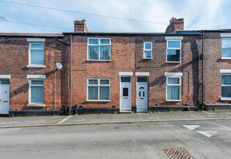 2 Bedrooms Terraced House for sale in Leinster Street Runcorn