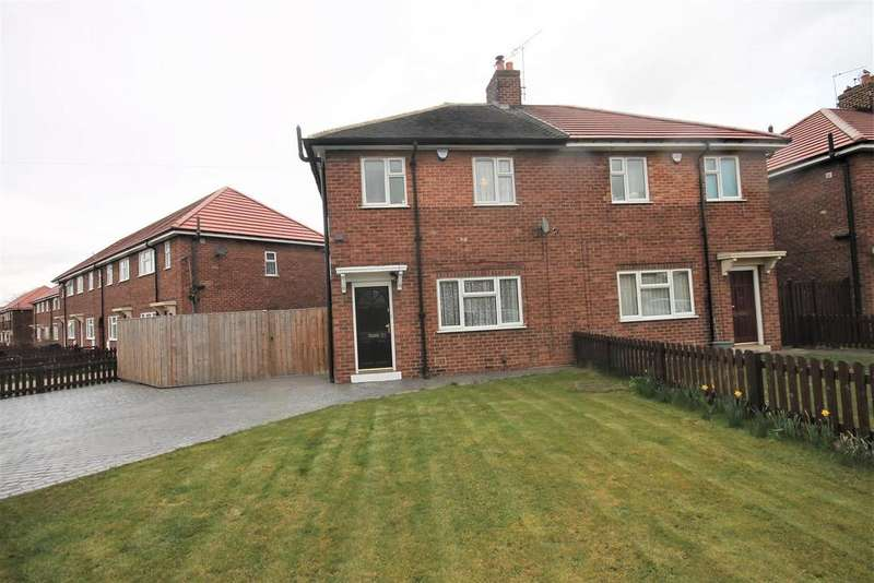 3 Bedrooms Semi Detached House for sale in Collin Avenue, Middlesbrough