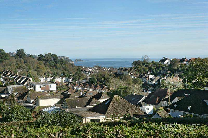 5 Bedrooms Detached House for sale in Shorton Road, Paignton
