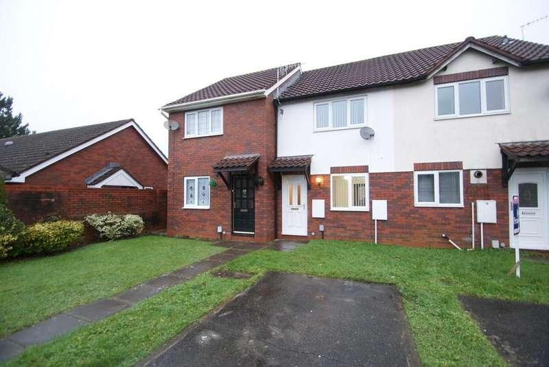 2 Bedrooms Terraced House for sale in Clos Tygwyn, Gowerton, Swansea, SA4