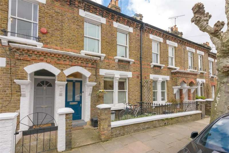 4 Bedrooms Terraced House for sale in Droop Street, London, W10
