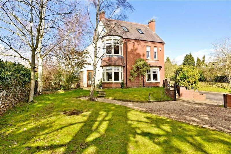 5 Bedrooms Unique Property for sale in Station Road, Brixworth, Northamptonshire