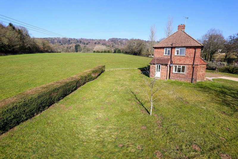 3 Bedrooms Detached House for sale in Steep, Hampshire