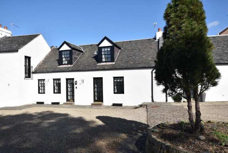 3 Bedrooms Cottage House for sale in 6 Castlehill Court, Ayr, KA7 3JD