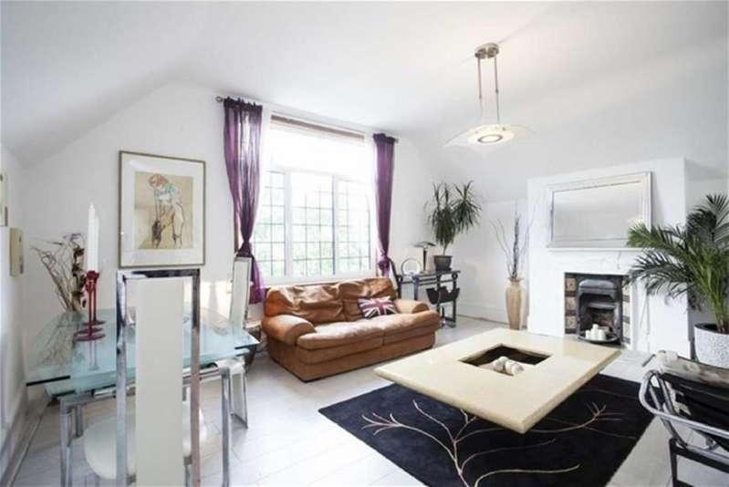 2 Bedrooms Flat for sale in Grove Road, Willesden