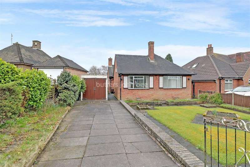 2 Bedrooms Bungalow for sale in Alsager Road, Audley