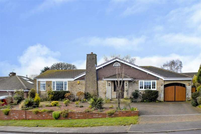 4 Bedrooms Detached Bungalow for sale in Chatsworth Drive, Mansfield