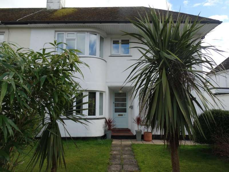 4 Bedrooms Semi Detached House for rent in Wychwood Close, Aldwick