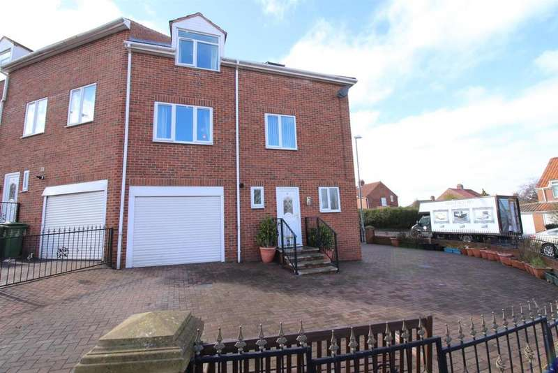 5 Bedrooms House for sale in Knightside Gardens, Gateshead