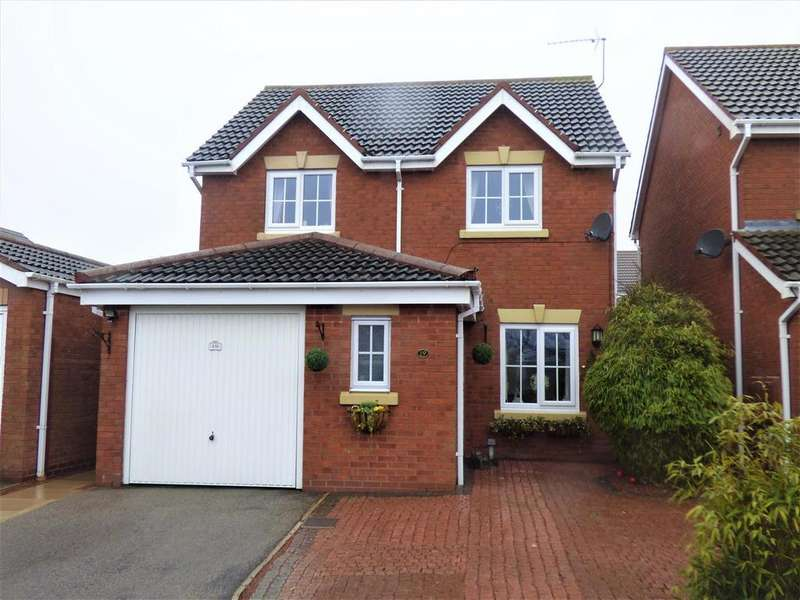 3 Bedrooms Detached House for sale in Windermere Drive, Bridlington
